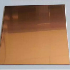 Copper Nickel Cold Rolled Sheet