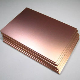 Copper Nickel Hot Rolled Plate