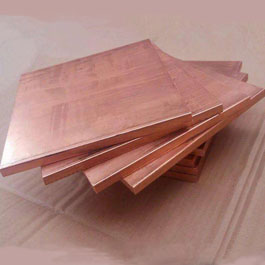 Copper Nickel Hot Rolled Sheet