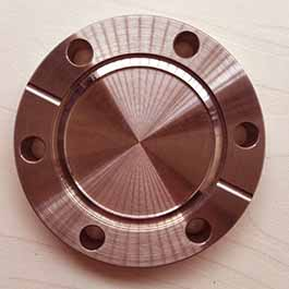 Copper Nickel 70-30 Blind Flange