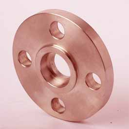 Copper Nickel 70-30 Socket Weld Flange