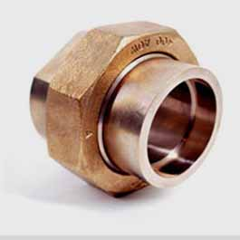 Copper Nickel 70-30 Socket Weld Union