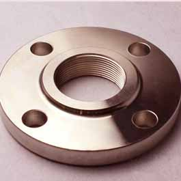 Copper Nickel 70-30 Threaded Flange