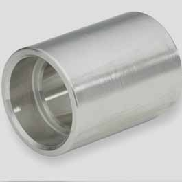Incoloy Alloy 800H Socket Weld Coupling