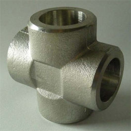 Incoloy Alloy 800H Socket Weld Cross