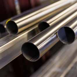 Stainless Steel Industrial Seamless Pipes