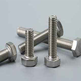 Inconel Alloy 718 Bolt