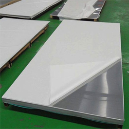Stainless Steel 321H Cold Rolled Plate