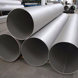 Super Duplex Steel Zeron 100 Electro Fusion Welded Pipe