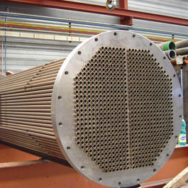 Super Duplex Steel Zeron 100 Heat Exchanger Tube