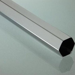 Stainless Steel 446 Seamless Hexagonal Pipe