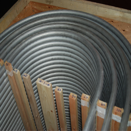 Duplex Steel S31803 Seamless U Tube