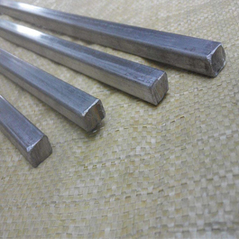 Titanium Grade 2 Square Bar