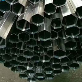 Stainless Steel 316L Welded Hexagonal Pipe